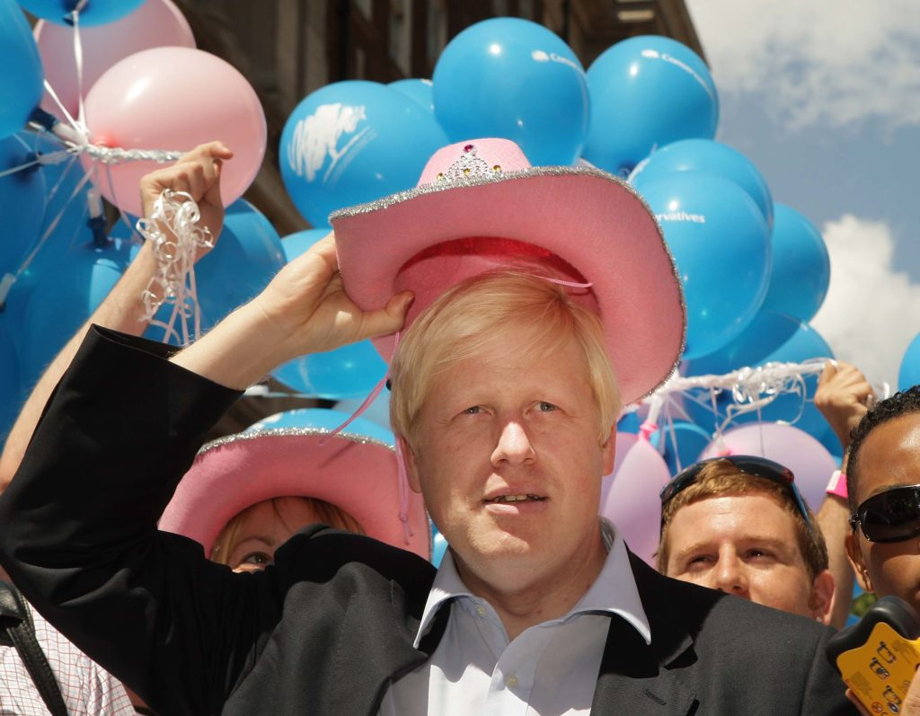 Boris Johnson, will you keep your promises to trans people?